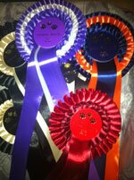 Well Done Rosettes
